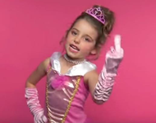 Imagen del vídeo de Princesitas Groseras