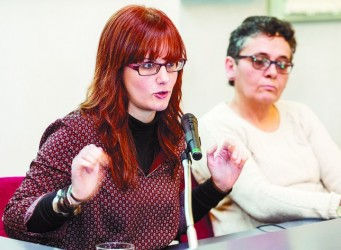 Imagen de la ponente Ianira Estébanez