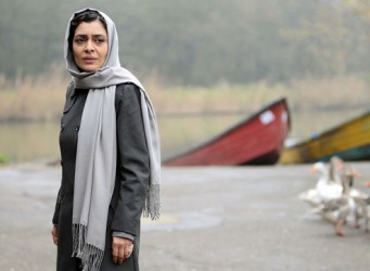 Un fotograma de la película Nahid, con la protagonista