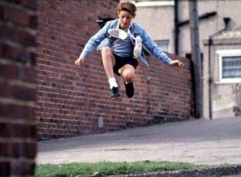 Fotograma de la película Billy Elliot