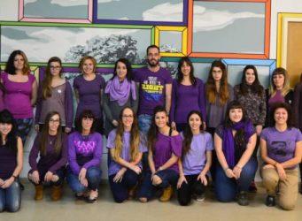 Imagen del grupo de alumnos