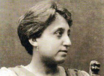Imagen de la compositora María Rodrigo