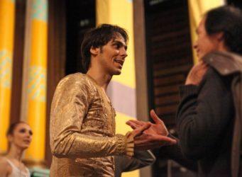Imagen del bailarín Igor Yebra