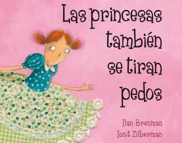Portada del libro Las princesas también se tiran pedos