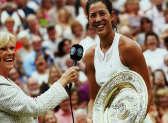 Imagen de la campeona
