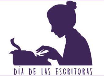 Logo del Día de las escritoras