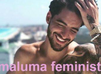 imagen del la web maluma feminista