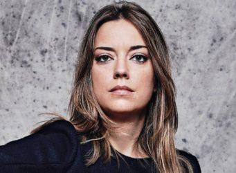 Imagen de la guitarrista Laura González