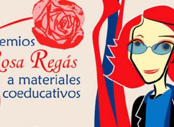 Cartel del premio Rosa Regás