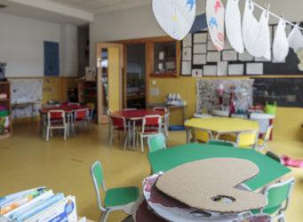 Una clase del colegio Colegio Hipatia