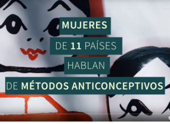 fotograma del vídeo sobre anticonceptivos