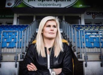 Imagen de la entrenadora Wübbenhorst