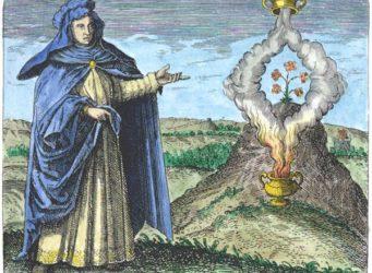 Dibujo de María la hebrea