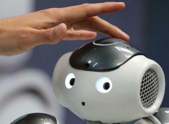 Imagen del robot Nao