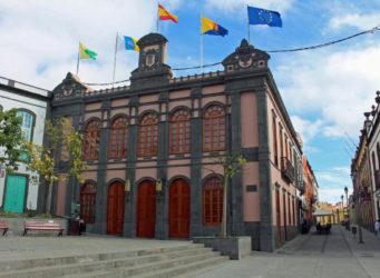 Imagen del Ayuntamiento de Arucas