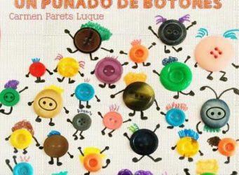 portada del libro un puñado de botones