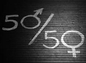 Imagen de 50/50 masculino y femenino