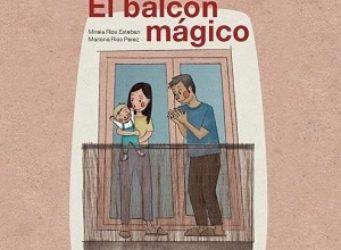Portada cuento El balcón mágico