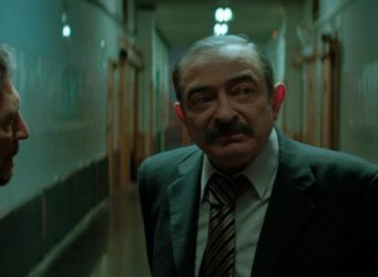 Fotograma de la película La mujer Ilegal