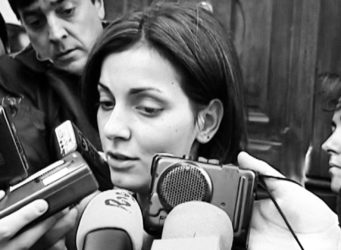 Fotograma del documental Nevenka